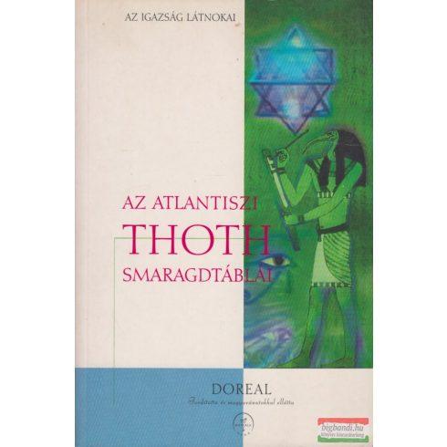 Az atlantiszi Thoth smaragdtáblái