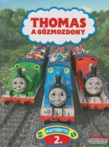 W. Awdry Thomas - Thomas a gőzmozdony nagykönyve 2.