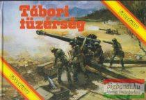 Tábori tüzérség - Típuskönyv