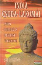 Sri Chinmoy - India csoda-lakomái