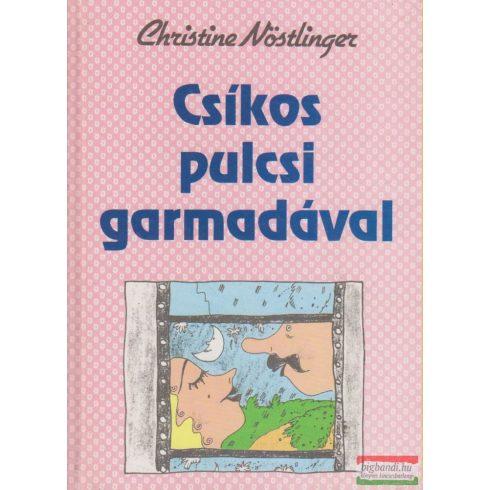 Christine Nöstlinger - Csíkos pulcsi garmadával