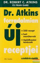 Dr. Atkins forradalmian új receptjei