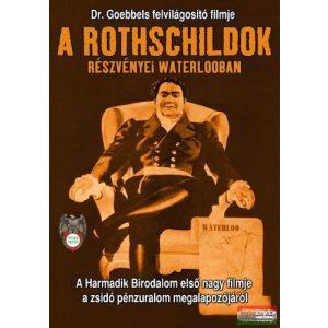 A Rothschildok részvényei Waterlooban DVD