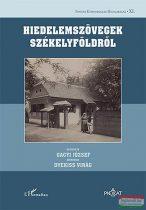 Dyekiss Virág, Gagyi József - Hiedelemszövegek Székelyföldről