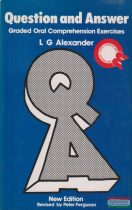 L. G. Alexander - Question and Answer