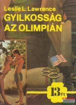Leslie L. Lawrence - Gyilkosság az olimpián