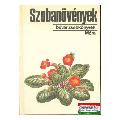 Szobanövények (búvár zsebkönyvek)