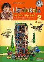 Takács Marianna - Ugróiskola 2. 2. kötet - Hej,írás,helyesírás!