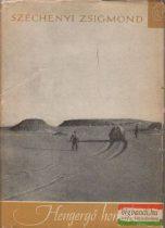 Hengergő homok - Sivatagi vadásznapló 1935