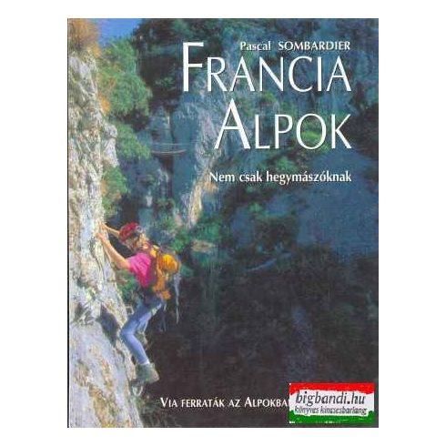 Francia alpok - nem csak hegymászóknak