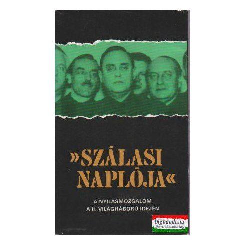 Karsai Elek szerk. - Szálasi naplója