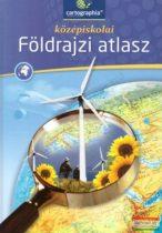 Középiskolai földrajzi atlasz - CR-0032