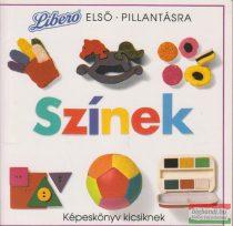Színek - Képeskönyv kicsiknek