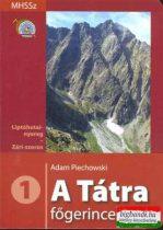 A Tátra főgerince 1-4. kötet