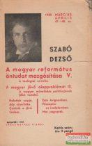 A magyar református öntudat mozgósítása V.