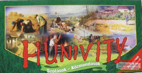 HUNIVITY - Magyar szólások és közmondások társasjáték