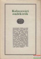 Bálint József, Pataki József szerk. - Kolozsvári emlékírók
