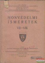 Honvédelmi ismeretek VII-VIII.