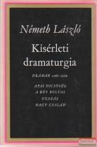 Kísérleti dramaturgia I. - Drámák 1960-1969