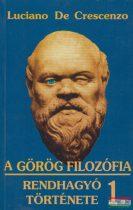 Luciano de Crescenzo - A görög filozófia rendhagyó története 1.