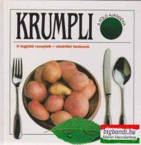 Gáspár Zsuzsa - Krumpli - A legjobb receptek-vásárlási tanácsok