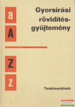 Dr. Barabási László - Gyorsírási rövidítésgyűjtemény