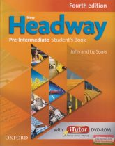 New Headway Pre-Intermediate Student's Book Fourth Edition;with iTutor DVD-ROM