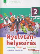 Nyelvtan-helyesírás 2. tankönyv