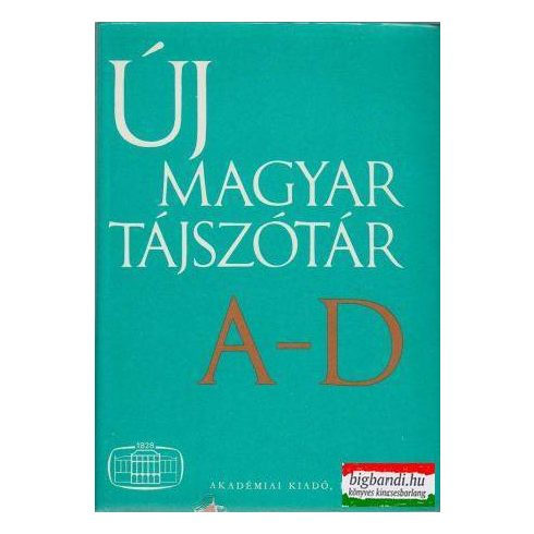 Új magyar tájszótár A-D