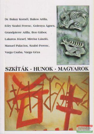 Szkíták-hunok-magyarok