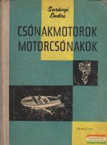 Csónakmotorok, motorcsónakok