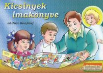 Kicsinyek imakönyve - leporello
