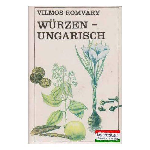 Vilmos Romváry - Würzen - Ungarisch