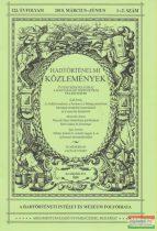 Hausner Gábor szerk. - Hadtörténelmi Közlemények 123. évfolyam 2010. március-június 1-2. szám