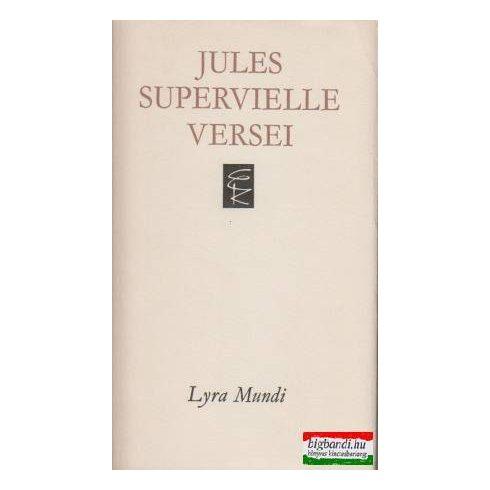 Jules Supervielle versei (Lyra Mundi)