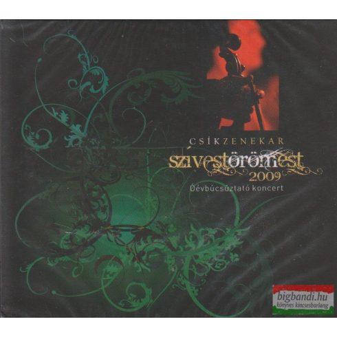 Csík Zenekar: Szívest örömEst - Óévbúcsúztató koncert 2009