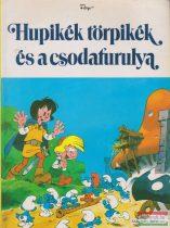 Yvan Delporte - Hupikék törpikék és a csodafurulya