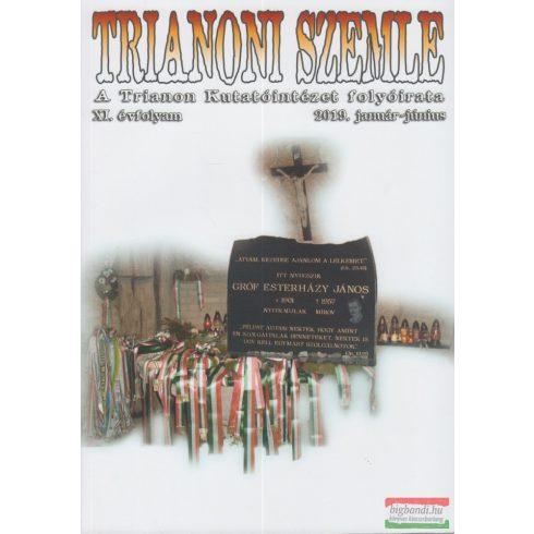 Trianoni szemle XI. évfolyam 2019 január-június