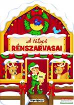 Karácsonyi lapozó - A Télapó rénszarvasai