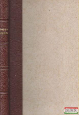 Ezópus fabulái