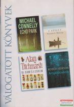 Michael Connelly, Alan Titchmarsh, Robert Kurson, Victoria Hislop - Echo Park / A sziget / Árnyékbúvárok / Dr. Devon és a szerelem