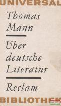 Über deutsche Literatur