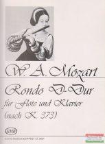 Rondo D-Dur für flöte und Klavier