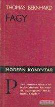Thomas Bernhard - Fagy