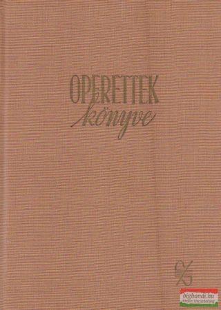 Operettek könyve