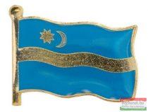 Kitűző - Székely zászló 20 mm