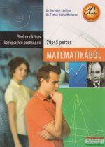 Dr. Harkányi Károlyné, Dr. Tóthné Medve Marianna - Gyakorlókönyv középszintű érettségire matematikából