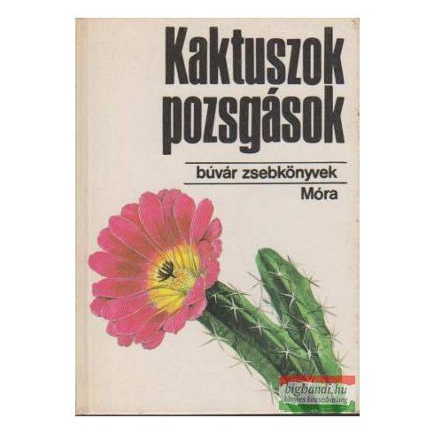 Dr. Agócsy Pál, Bíró Krisztina - Kaktuszok, pozsgások