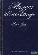 Magyar utónévkönyv