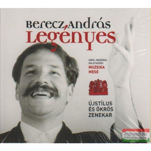 Berecz András - Legényes CD
